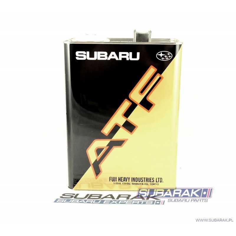 Oryginalny ATF Subaru wraz z filtrem K0410Y0700 + 38325AA032