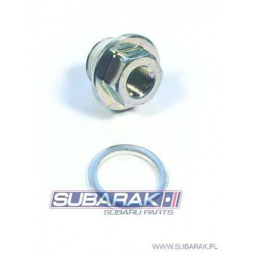 Oil sensor adapter with gasket for Subaru / 11024AA210
