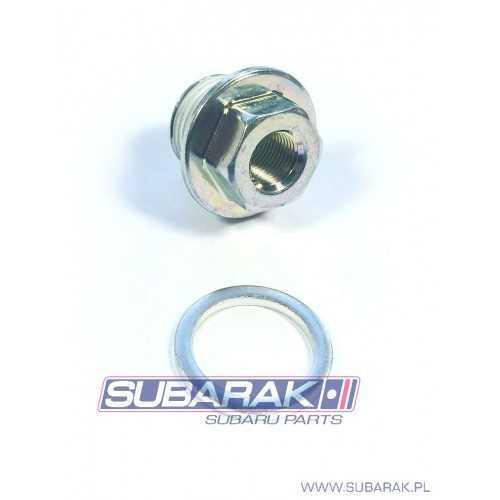 Adapter czujnika oleju z uszczelką do Subaru / 11024AA210