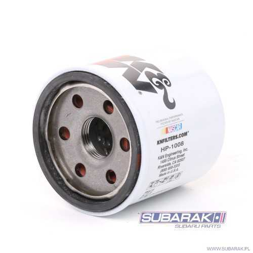 K&N High flow sport oil filter for Subaru