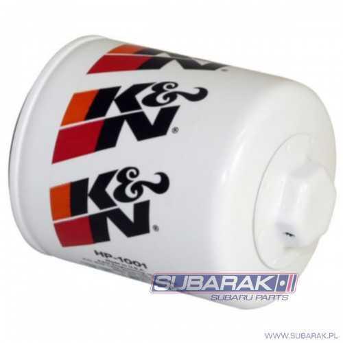 K&N High flow sport oil filter for Subaru