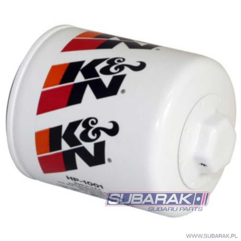 Filtr oleju wysokiej wydajności K&N do Subaru