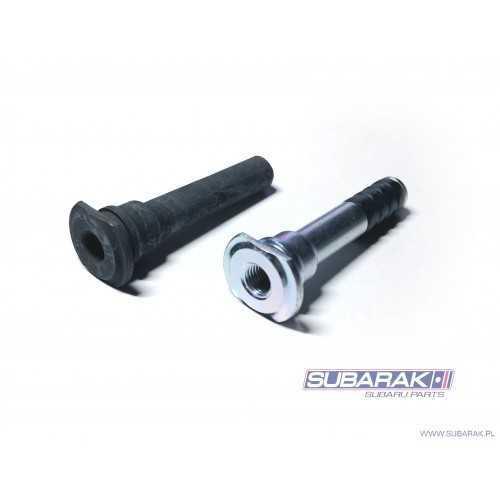 Oryginalne prowadnice zacisku PRZÓD do Subaru Forester / Legacy / Impreza / BRZ /26231FE002