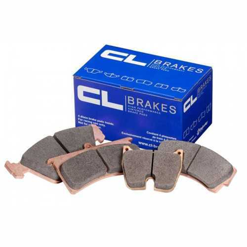 Carbone Lorraine RC5+ Brake Pads Front fit Subaru Impreza / Forester / Legacy / BRZ