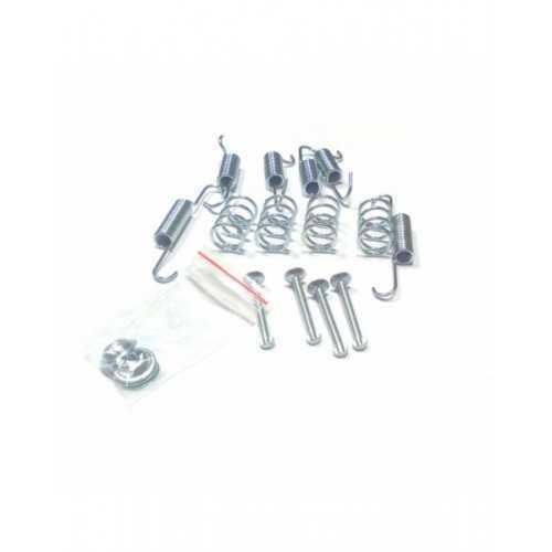 Zestaw Montażowy Szczęk Hamulca Ręcznego do Subaru Impreza / Legacy / Forester Tarcza Tył
