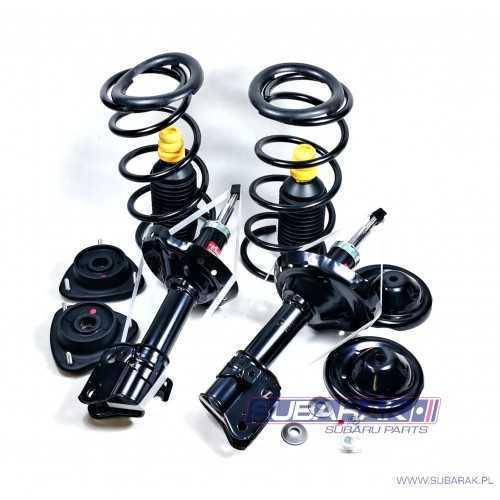 Complete FRONT Suspension Kit for Subaru Forester SF 1998-2002