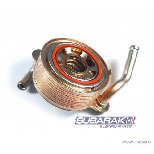 Chłodnica Oleju Wymiennik Ciepła do Subaru Impreza / Forester / Baja Silnik EJ205/255 / 21311AA071