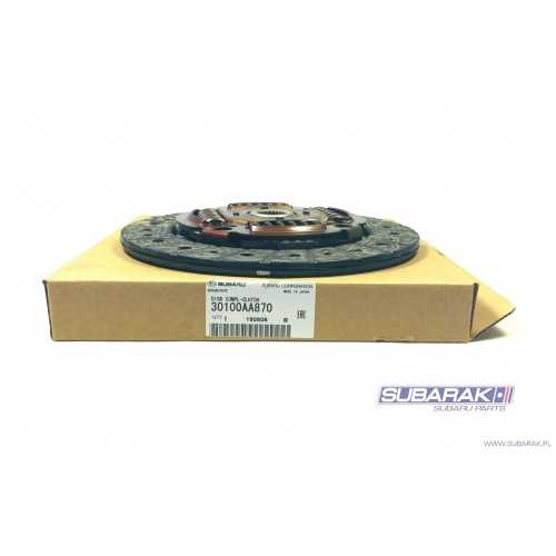 Clutch Disc 230 mm for Subaru XV / BRZ / Legacy / Forester / Outback / 30100AA870