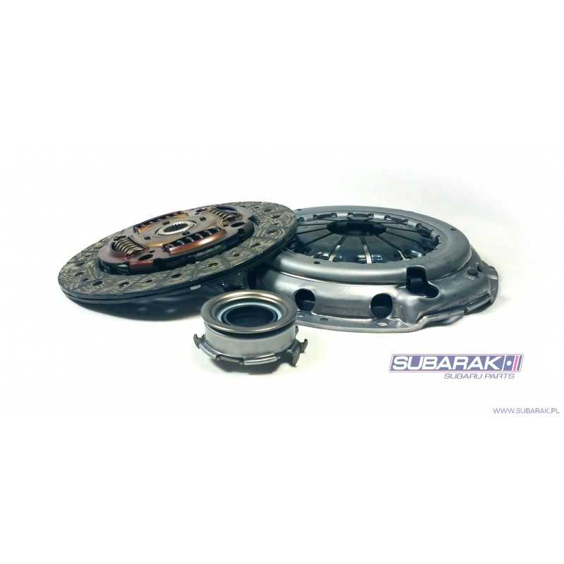 Oryginalny Komplet Sprzęgła 230mm do Subaru XV / Legacy / Forester / Outback / 30210AA620