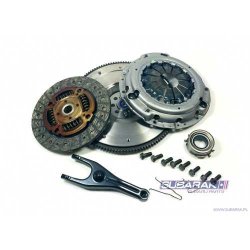 Genuine Dualmass Conversion Kit 230mm for Subaru XV / Legacy / Forester / Outback