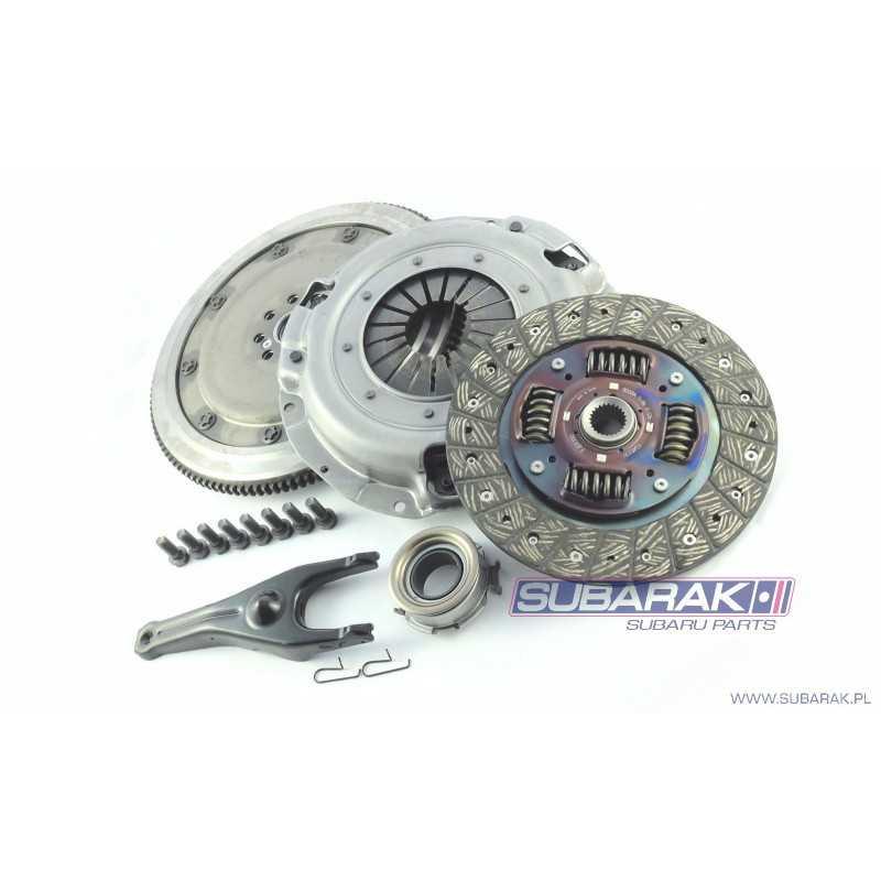 Zestaw Konwersji Koła Dwumasowego na Jednomasowe 225mm średnica sprzęgła do Subaru XV / Legacy / Forester / Outback