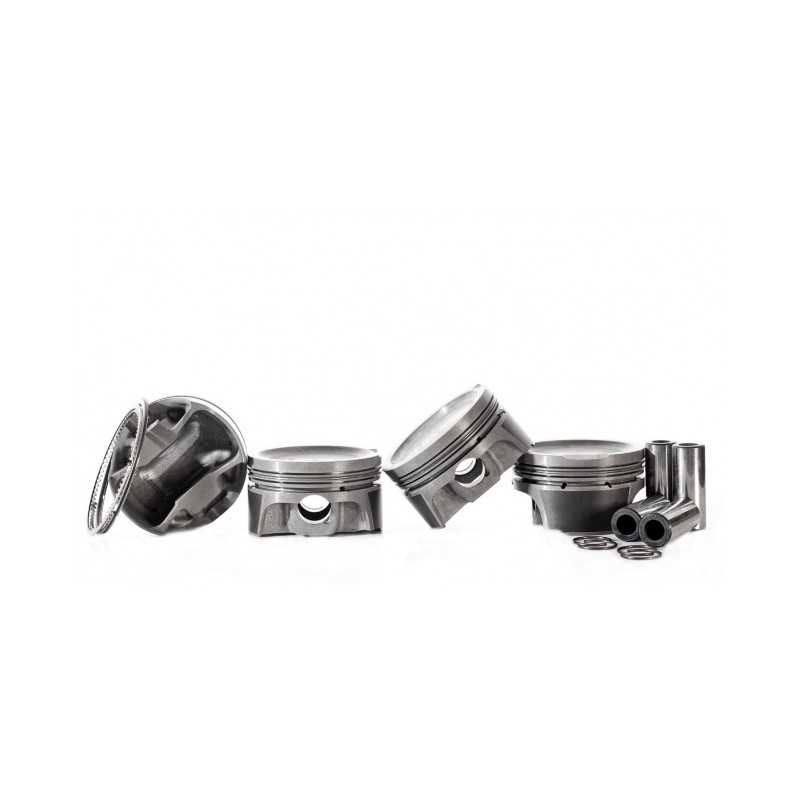MAHLE Forged Pistons Set for Subaru with EJ205/EJ207 Engines 93mm