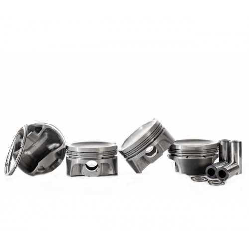 Komplet Kutych Tłoków MAHLE STROKER 2.2L do Subaru z Silnikami EJ205/EJ207 92.5 mm