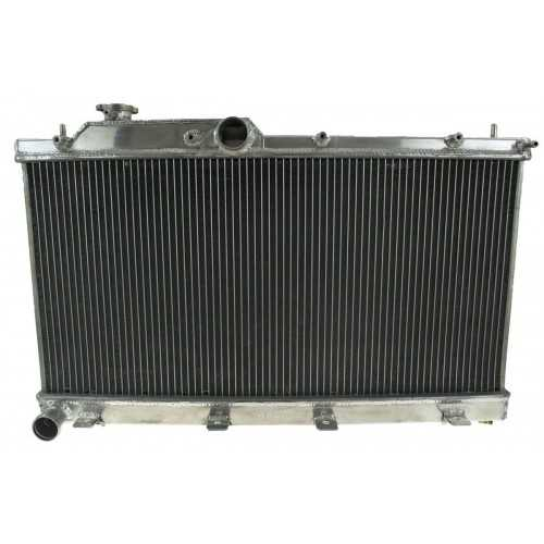Full Alloy Sport Cooling Radiator for Subaru Impreza / Legacy / Forester