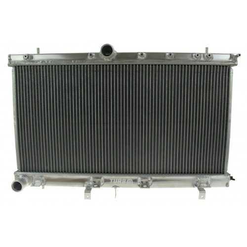 Full Alloy Sport Cooling Radiator for Subaru Impreza WRX/STI 2001-2008