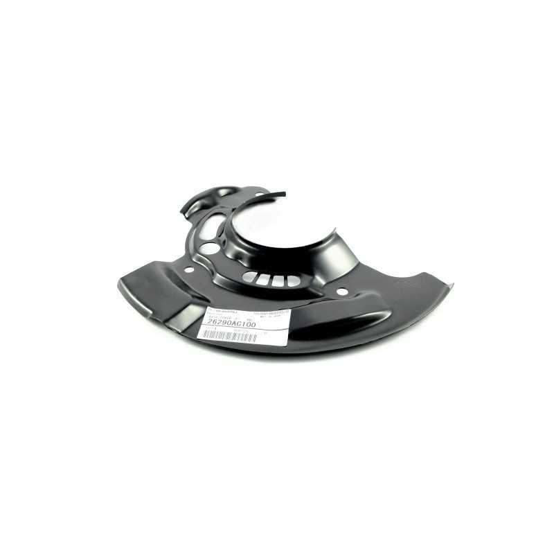 Osłona Tarczy Hamulcowej Przód Prawy do Subaru Impreza / Legacy / 26290AC100