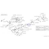 Wieszak Tłumika Środkowego do Subaru Forester / 44031FC001