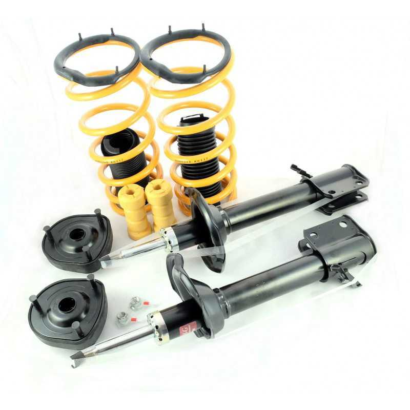 +35 mm zestaw tylnego zawieszenia Ironman do Subaru Forester SG