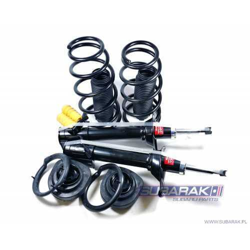 +50 kg Rear Suspension Kit fits Subaru Forester SG
