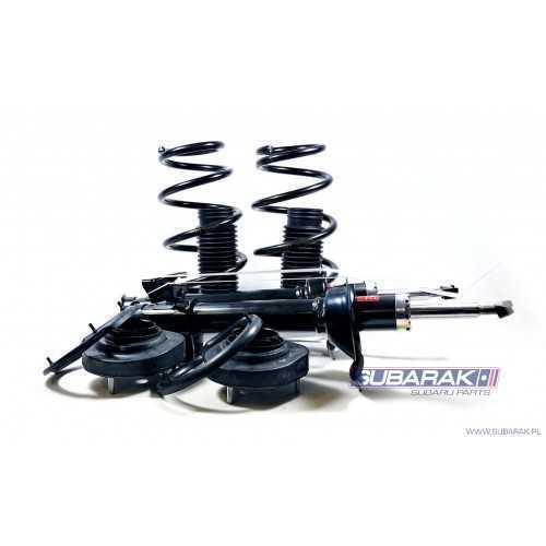 +50 kg zestaw tylnego zawieszenia Ironman do Subaru Forester SG