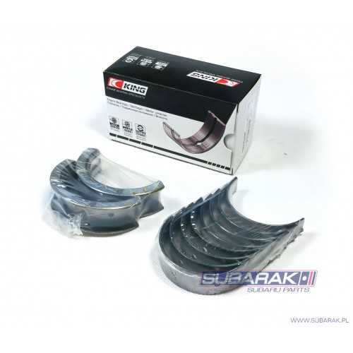 King Main Crankshaft Bearing Set STD for Subaru with EJ engines since 1997