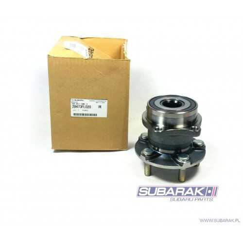 Genuine Subaru Rear Wheel Hub + Bearing Assembly / Hub Unit Complete for Subaru Impreza / Forester / Legacy / BRZ / 28473FL020