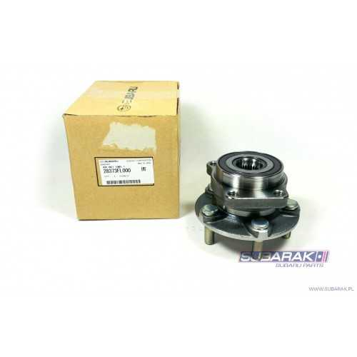 Genuine Subaru Front Wheel Hub and Bearing Assembly / Front Axle Hub Complete for Subaru Impreza / Forester / XV / 28373FL000