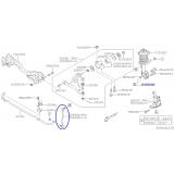 Łącznik stabilizatora przód prawy OEM do Subaru Legacy / Outback 2015 / 20420AL000