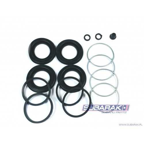 Zestaw naprawczy zacisku PRZÓD do Subaru Impreza WRX 4tłoczki / 26297FA051
