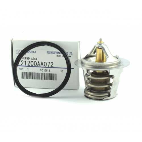 Thermostat 78 oC for Subaru Impreza / Legacy / Outback / Forester / 21200AA072