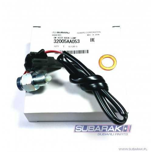 Czujnik Światła Biegu Wstecznego MT do Subaru / 32005AA053
