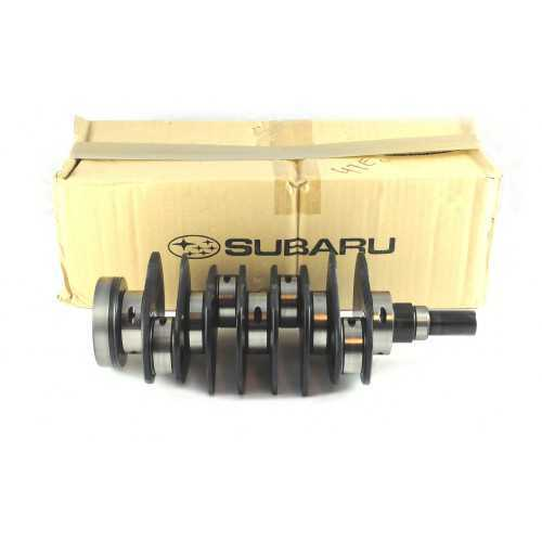 Genuine Boosted / Nitrided Subaru Crankshaft fits EJ20 12200AA390
