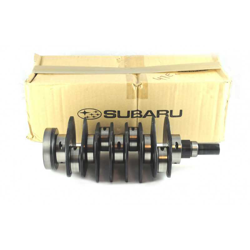Genuine, Boosted / Nitrided Subaru Crankshaft fits EJ20 12200AA390