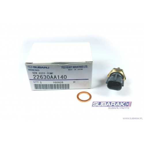 Sensor Assembly Water Temperature for Subaru Impreza / Forester / Legacy / Tribeca / BRZ / 22630AA140