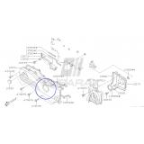 Osłona Paska Rozrządu Przednia do Subaru N/A SOHC 2.5 od 2006 / 13570AA152