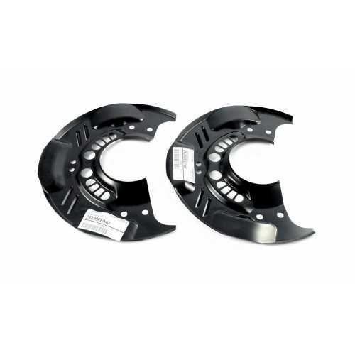 Genuine Subaru Front Brake Disc Covers (Splash Shields) Set fits Impreza/ Forester/Legacy 26290FE040
