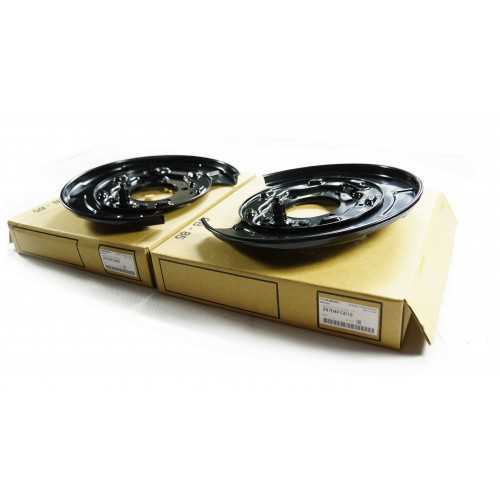 Tarcze kotwiczne (2 szt.) do Subaru Impreza / Forester 26704FG000 26704FG010