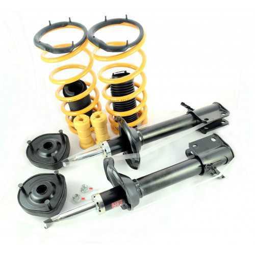 +35 mm / +200 kg zestaw tylnego zawieszenia Ironman do Subaru Forester SG
