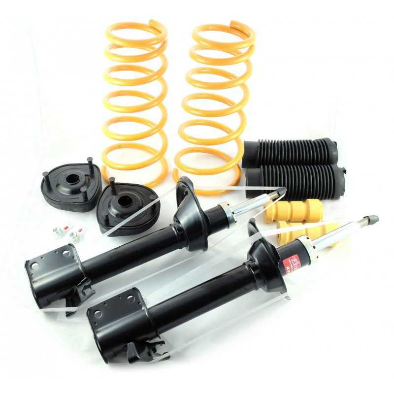 +35mm IRONMAN Rear Suspension Kit fits Subaru Forester SG