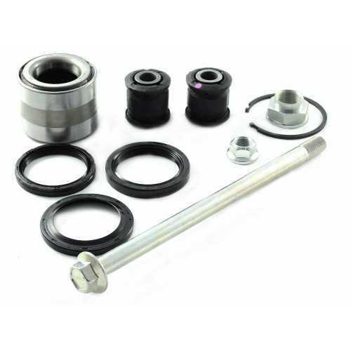 Rear Wheel Bearing Kit with Bolt and Bushings fits Subaru