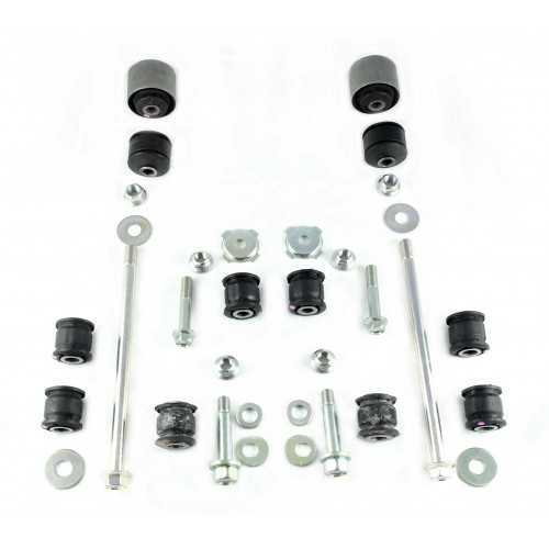 Genuine Rear Suspension Bushings and Bolts Kit for Impreza / Forester / Legacy