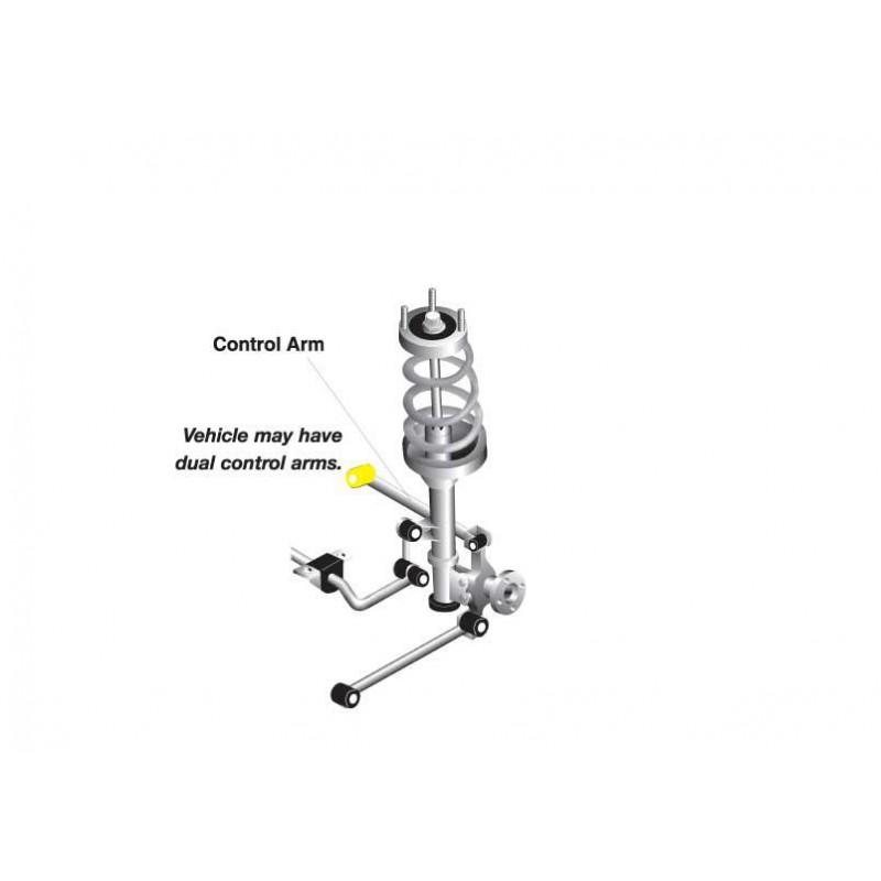 Tuleje Regulujące Kąt Pochylenia Koła Tył do Subaru Impreza / Levorg / BRZ / Forester / KCA326