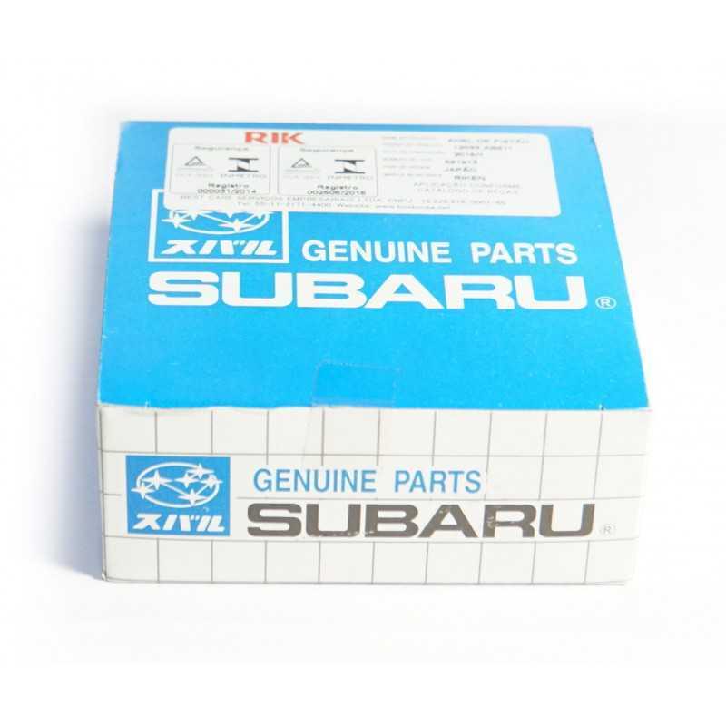 Komplet oryginalnych pierścieni tłokowych Subaru 3.0 H6 12033AB611