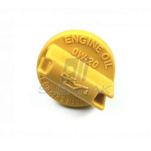Oil Filler Cap for Subaru with FA/FB non turbo Engines / 15255AA161
