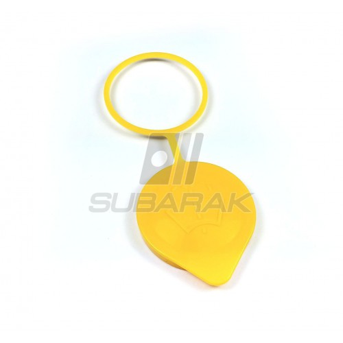 Washer Fluid Reservoir Cap for Subaru / 86615FJ000