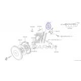 Osłona Łapy Sprzęgła do Subaru / 30542AA000