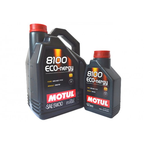 Motul Eco-Nergy 5W30 5L