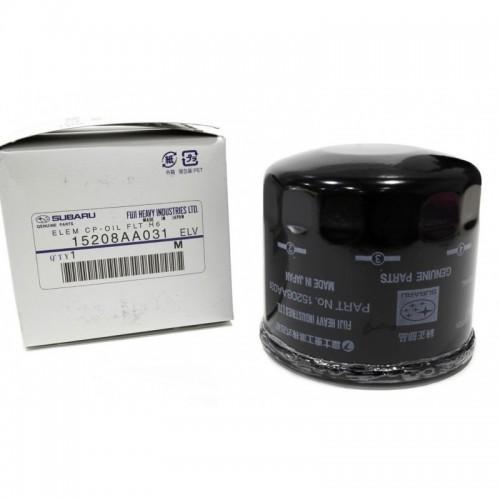 Oryginalny filtr oleju Subaru do silników benzynowych H6 / 15208AA031