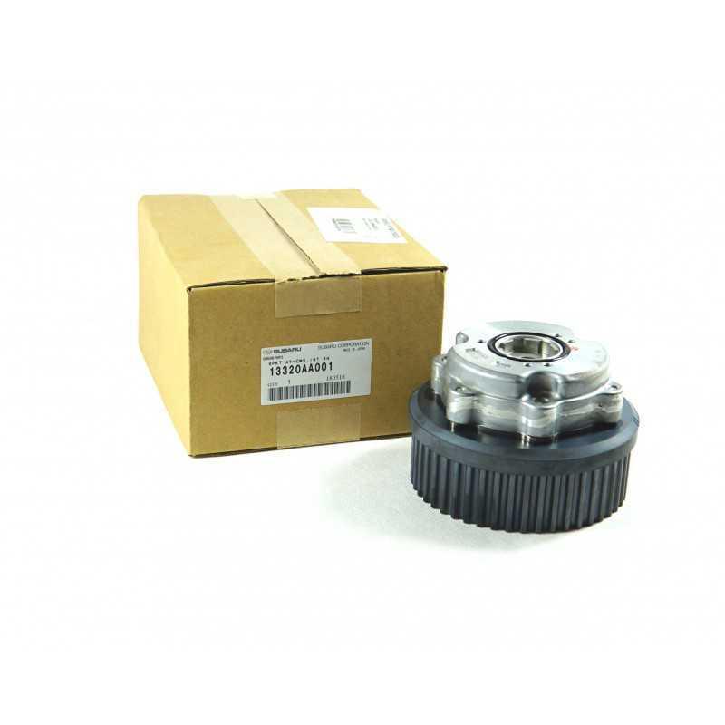 Subaru RH Inlet AVCS Camshaft Pulley / Sprocket Assembly 13320AA001