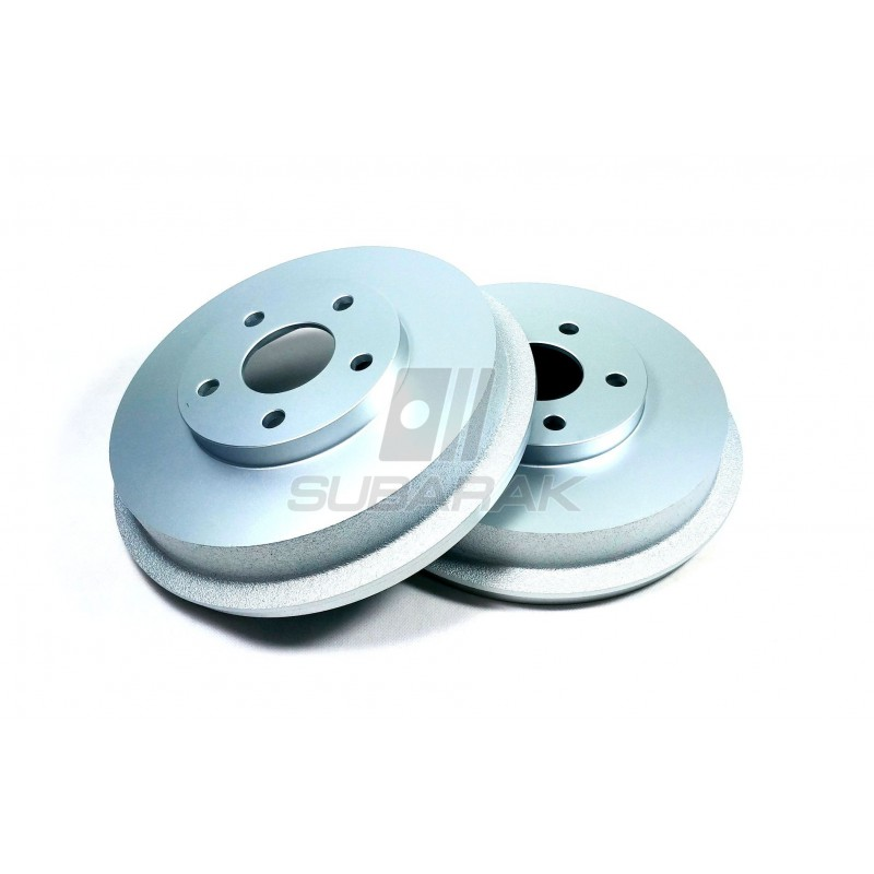 Brake Drums Set for Subaru Impreza / Forester / 26740FA000